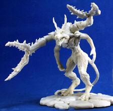 1 x LOUP DEMON - BONES REAPER figurine miniature rpg wolf demoniaque beast 77307