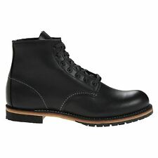 Red Wing Beckman Round 9014 Black Mens Boots