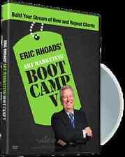 Eric Rhoads' Art Marketing Boot Camp V DVD