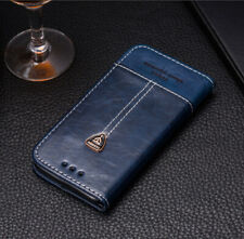 For Samsung Galaxy S4 Active i9295 Flip Wallet Pu Leather Phone Case Back Cover