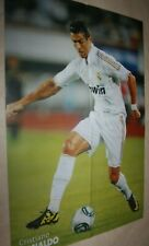 POSTER )) FC BARCELONA Winners UEFA Super Cup 2012 * RONALDO Real Madrid