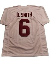 New listing New DeVonta Smith 2XL Alabama College Custom Stitched Football Jersey Men's