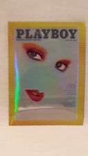 Playboy Chromium Cover Cards Edition 1 May 1988 Vol.35 No.5  von 1995