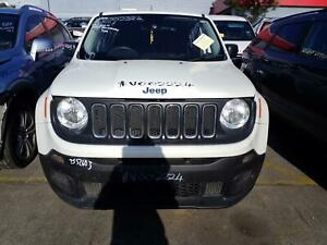 JEEP RENEGADE 2018 VEHICLE WRECKING PARTS ## V002224 ##