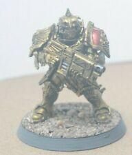 Warhammer Horus Heresy Custodes Sagittarum Guard Squad Three Models