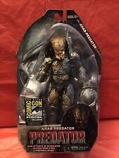 "SDCC 2014 Exclusive AHAB PREDATOR Predator 7"" Action Figure NECA Reel Toys New"
