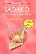 Sadako 1000 Paper Cranes PMC 3.99 Promo (Puffin Modern Classics)
