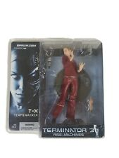 McFarlane Toys T-X Terminatrix Terminator 3 Action figure Sealed