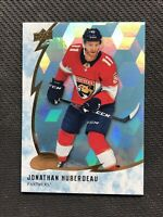 2019-20 UPPER DECK ICE JONATHAN HUBERDEAU RARE ICE CUBE #24 1:40 PACKS
