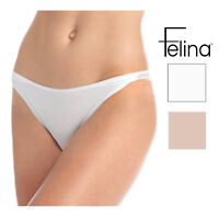 Felina Womens Charming Stretch Lace & Modal Thong