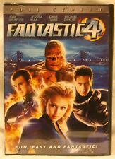 NEW OTHER Fantastic Four (DVD, 2005, Widescreen, UPC 024543196129)
