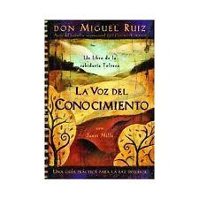Toltec Wisdom: La Voz del Conocimiento : Un Libro de la Sabiduria Tolteca by...