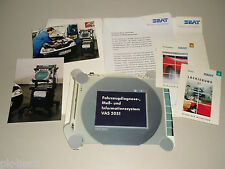 Press Kit Press Information Seat Diagnostic Tester VAS 5051, Stand 09/1998