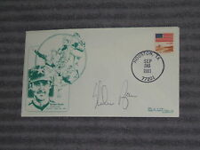 NOLAN RYAN- ESJ Cachet/Envelope- Sept 26,1981- 5th No Hitter- AUTO- COA