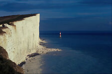 557045 Playa Jefe de Sussex, Inglaterra A4 Foto Impresión