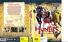 Huntik:Secrets And Seekers:Vol 2-2009/2012-TV Series USA-4 Episodes-DVD