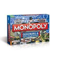 Original Monopoly Günzburg & LEGOLAND Deutschland Stadt Cityedition Brettspiel