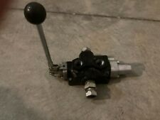 Hydraulic Control Valve 1 Spool