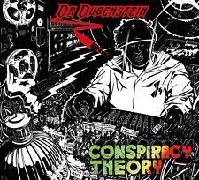 DR. dubenstein-Conspiracy Theory stata limitata CD NUOVO