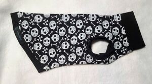 Sphynx Cat Clothes custom handmade tee tshirt sleeveless hairless sweater skulls