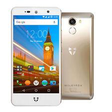 Wileyfox Swift 2 X - 32GB - Gold (Unlocked) Smartphone