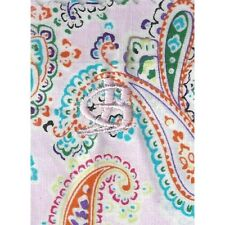 LADIES BRIGALOW LS WESTERN STYLE PAISLEY SHIRT100% COTTON PAMBULA PINK SZ 8-24L