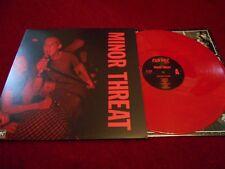 MINOR THREAT - BLACK SHEEP IN GOTHAM  - RED WAX Ltd 100 copies. FUGAZI,DAG NASTY