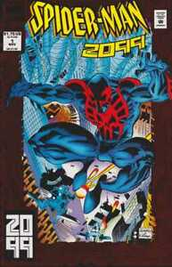 SPIDER-MAN 2099 (1992) #1 - Red Foil Cover - Back Issue