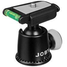 Joby Ballhead SLR Zoom Quick Release Plate, Bubble Level For Gorillapod and DSLR