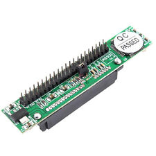 """7+15 Pin Female SATA TO 2.5"""" Male 44Pin IDE Adapter Converter For Laptop PC"""