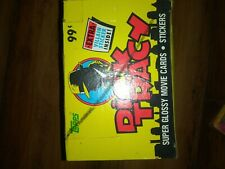 1990 topps Dick tracy movie cards box of 24