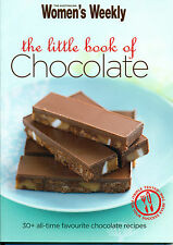 Women's Weekly - The little book of Chocolate - MINI Cookbook SC - LIKE NEW