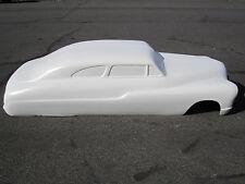 1950 Mercury hot rod stroller pedal car fiberglass body rat rod chopped top 1951