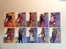 2000 WNBA Skybox Dominion All WNBA Team Complete Set 1-10