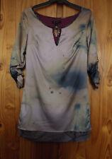 St Martins Size 36 UK 10 Virginia Dress Satin Finish Scandinavian Design