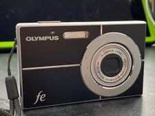 Olympus FE-300 12.0 MP Compact Digital Camera - Black