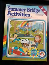 Summer Bridge Activities 7 - 8 Language Arts Mathematics Science Social Studies