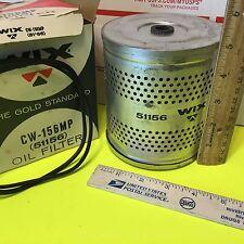 International Harvester, other, Wix Oil filter, Cw-156Mp, 51156. Item: 3378
