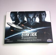 Star Trek Expeditions Board Game NEW