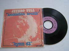 SP 2 TITRES VINYL 45T , JETHRO TULL , LOCOMOTIVE BREATH  . VG+ / VG ++ .