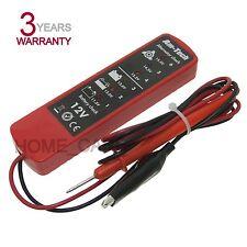 12V Battery Alternator Tester DC Tester Car Truck Garage Test Tool Voltage L4300