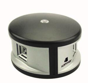 Murpower® 360 Degree Ultrasonic Insect & Pest Repeller Powefull Pest Control