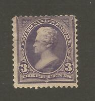 US Stamps Collection Scott# 221 3c Jackson Mint MH