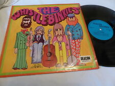 THE WHISTLEBINKIES  - THE WHISTLEBINKIES , DEACON 1970 , VG/VG- ,LP