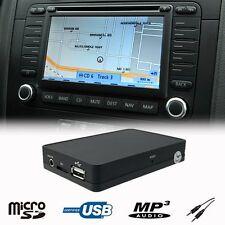 Car USB SD AUX MP3 Adapter Car Kit VW Volkswagen Beetle Golf Polo Passat Tiguan