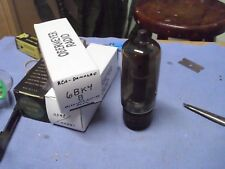 Vintage RCA 6BK4B vacuum tube, Hickok Tested,READ ENTIRE LISTING BEFORE BUYING!