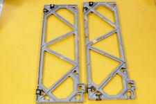 REVOX A77 Reel Parts A 77 Original 2x 1.077.100 02 Lateral Metal Chassis Parts