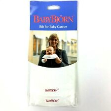 Baby Bjorn Bibs For Baby Carrier Pack Of 2 White