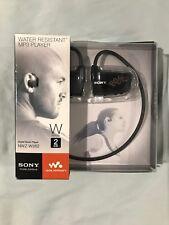 *NEW SEALED* 2GB Sony Walkman Water Resistant MP3 Digital Music Player NWZ-W262