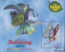 Palau-îles Bloc 72 (complète edition) neuf avec gomme originale 1998 walt disney